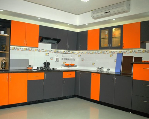 Modular Kitchen in Muzaffarnagar